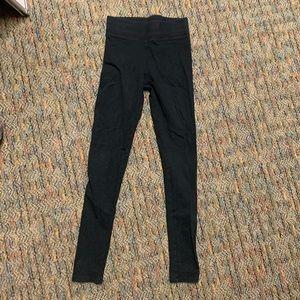 Aerie cotton leggings (2 of 2)